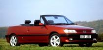 imagem do carro versao 306 Cabriolet 2.0