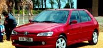 imagem do carro versao 306 Passion 1.8 16V