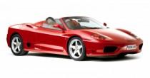 imagem do carro versao 360 Spider F1 3.6 V8