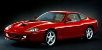 imagem do carro versao 550 Maranello 5.5 V12