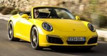imagem do carro versao 911 Carrera S Cabriolet 3.0