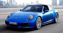 imagem do carro versao 911 Targa 4S 3.0