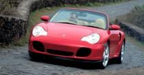 imagem do carro versao 911 Turbo Cabriolet 3.6
