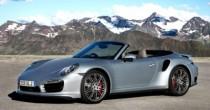 imagem do carro versao 911 Turbo S Cabriolet 3.8