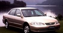 imagem do carro versao Accord EX-R 2.3