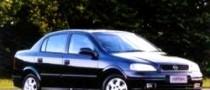 imagem do carro versao Astra Sedan GLS 2.0 16V