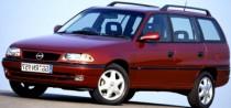 imagem do carro versao Astra Wagon GLS 2.0 MPFi