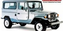 imagem do carro versao Bandeirante Jipe 3.7 Capota Aço Longo