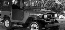 imagem do carro versao Bandeirante Jipe 3.7 Capota Lona