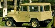 imagem do carro versao Bandeirante Jipe 3.8 Capota Aço Longo