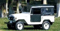 imagem do carro versao Bandeirante Jipe 3.8 Capota Lona