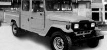 imagem do carro versao Bandeirante Picape 3.7 Chassi Longo CD