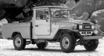 imagem do carro versao Bandeirante Picape 4.0 Chassi Curto CS