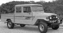 imagem do carro versao Bandeirante Picape 4.0 Chassi Longo CD
