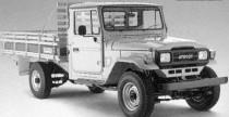 imagem do carro versao Bandeirante Picape 4.0 Chassi Longo CS