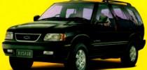 imagem do carro versao Blazer DLX 4.3 V6 4x4
