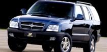 imagem do carro versao Blazer Executive 2.8 TDi 4x4