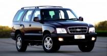 imagem do carro versao Blazer Executive 4.3 V6 4x2 AT