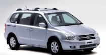 imagem do carro versao Carnival EX 3.8 V6