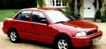imagem do carro versao Charade Sedan 1.5