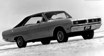 imagem do carro versao Charger R/T 5.2 V8