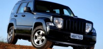 imagem do carro versao Cherokee Sport 3.7 V6