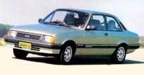 imagem do carro versao Chevette DL 1.6