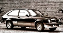 imagem do carro versao Chevette Hatch S/R 1.6