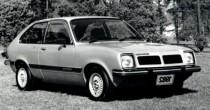 imagem do carro versao Chevette Hatch SL 1.4