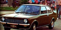 imagem do carro versao Chevette SL 1.4