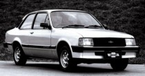 imagem do carro versao Chevette SL 1.6