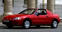imagem do carro versao Civic CRX VTi 1.6