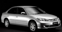 imagem do carro versao Civic EX 1.7 AT