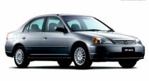 imagem do carro versao Civic EX 1.7