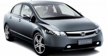 imagem do carro versao Civic EXS 1.8 AT