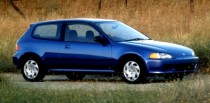 imagem do carro versao Civic Hatch Si 1.6