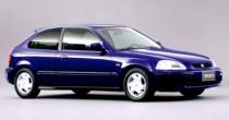 imagem do carro versao Civic Hatch VTi 1.6