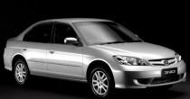 imagem do carro versao Civic LXL 1.7