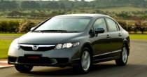 imagem do carro versao Civic LXS 1.8