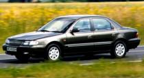 imagem do carro versao Clarus GLX 2.0
