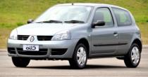 imagem do carro versao Clio 1.0 16V
