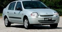 imagem do carro versao Clio Sedan O Boticario 1.0 16V