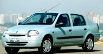 imagem do carro versao Clio Sedan RT 1.0 16V
