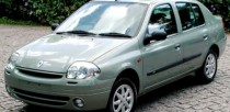 imagem do carro versao Clio Sedan RT 1.6 16V