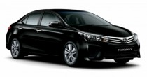 imagem do carro versao Corolla GLi Upper Black 1.8 AT