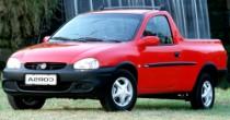 imagem do carro versao Corsa Picape ST 1.6