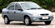 imagem do carro versao Corsa Sedan Classic 1.6 AT