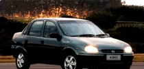imagem do carro versao Corsa Sedan GL 1.6 AT