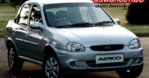 imagem do carro versao Corsa Sedan GLS 1.6 8V AT