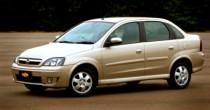 imagem do carro versao Corsa Sedan Premium 1.4